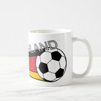 Germay Deutschland fussball soccer #7 Coffee Mugs