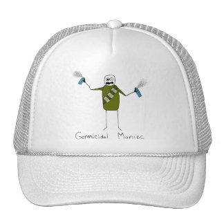 Germicidal Maniac Trucker Hat
