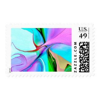 Germinate Artistic Postage Stamp