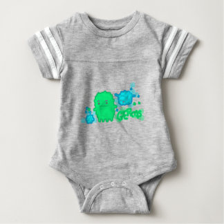 Germs! Baby Bodysuit