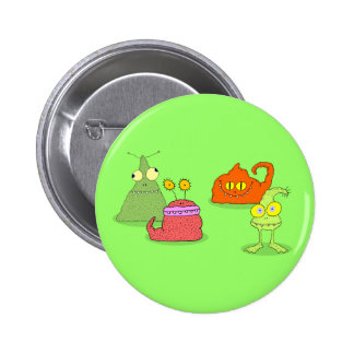 Germs Buttons