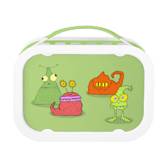 Germs Lunch Box
