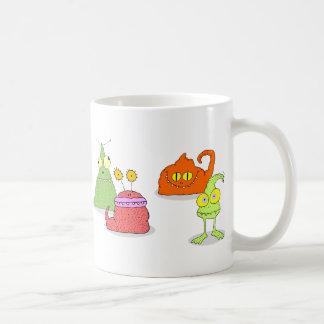 Germs Coffee Mugs