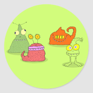 Germs Sticker