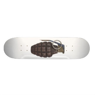 Gernade Custom Skateboard