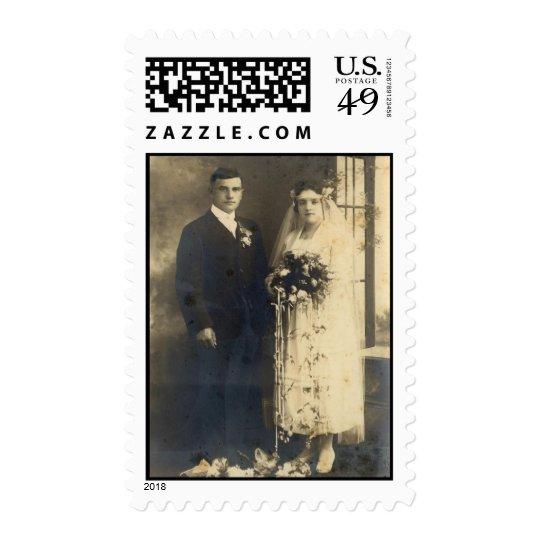 Gerner Wedding Postage