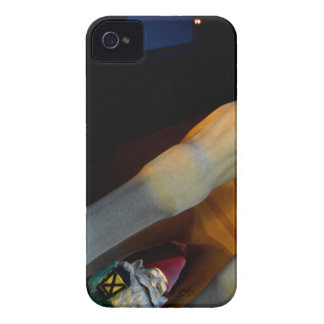 Gerome and the Big Guy Case-Mate iPhone 4 Case