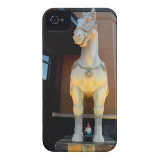 Gerome and the Big Guy II Case-Mate iPhone 4 Case