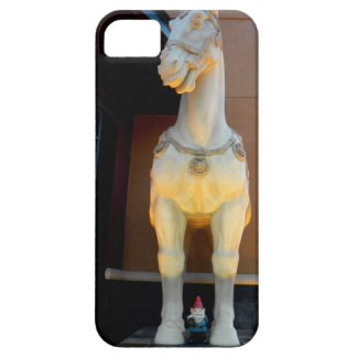 Gerome and the Big Guy II iPhone SE/5/5s Case