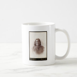 Geronimo 1888 taza básica blanca