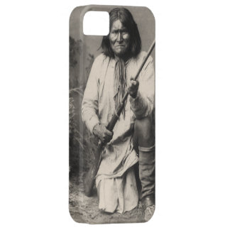 Geronimo After His Capture By US Troops John J Per iPhone SE/5/5s Case
