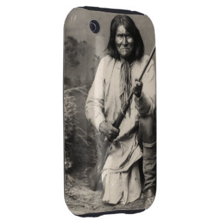 Geronimo After His Capture By US Troops John J Per Tough iPhone 3 Case