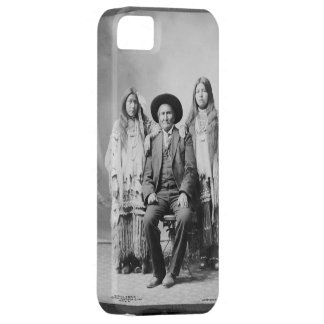Geronimo and 2 neices iPhone SE/5/5s case