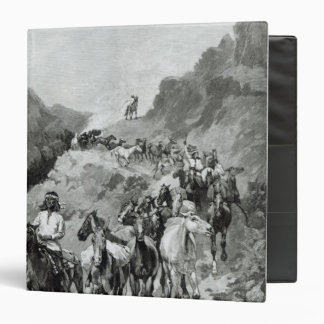 Geronimo and his Band 3 Ring Binder