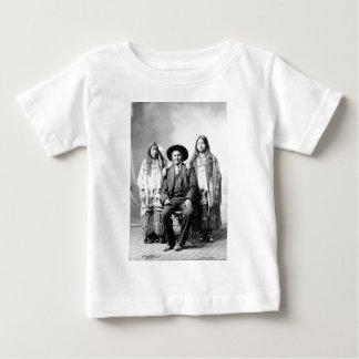 Geronimo and two nieces shirts