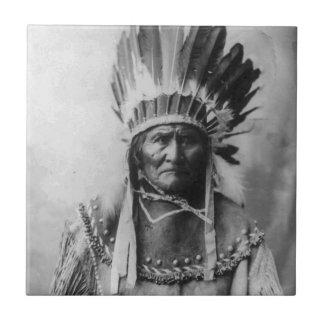 Geronimo Azulejo Cuadrado Pequeño