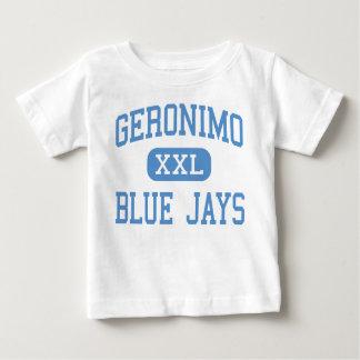 Geronimo - Blue Jays - High - Geronimo Oklahoma T Shirts