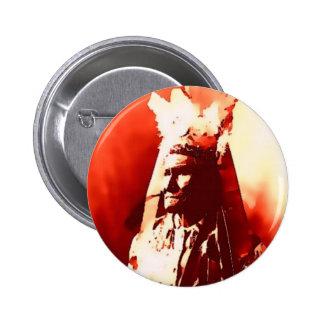 Geronimo Pinback Buttons