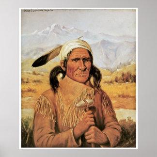Geronimo by Henry Cross c 1900 Print