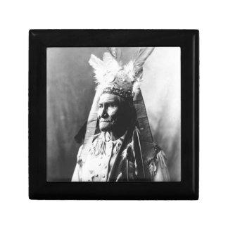 Geronimo c1907 cajas de recuerdo