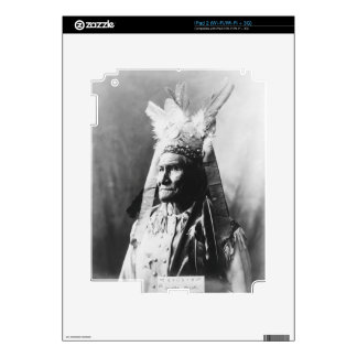 Geronimo c1907 decals for the iPad 2