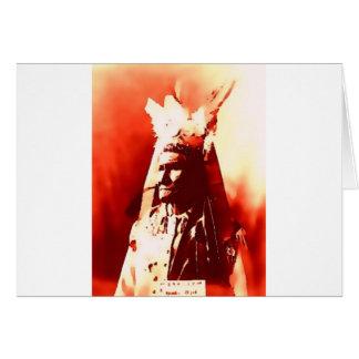Geronimo Greeting Cards