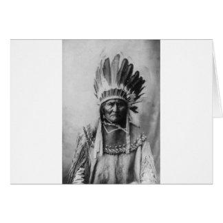 Geronimo Card