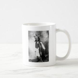 Geronimo - edad 78 taza básica blanca