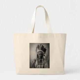 Geronimo en el vestido principal bolsa