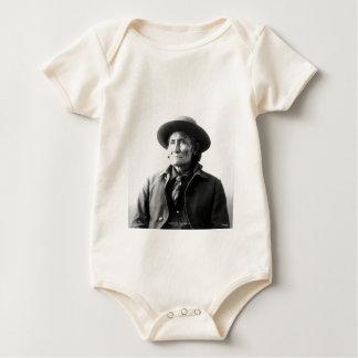 Geronimo (Guiyatle) 1898 Baby Bodysuit