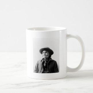 Geronimo (Guiyatle) 1898 Taza Básica Blanca