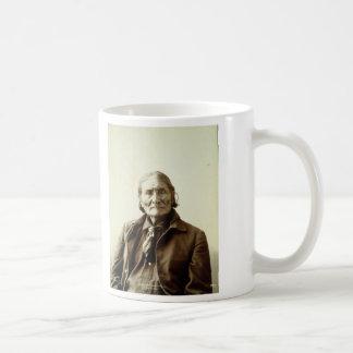 Geronimo (Guiyatle) Apache Native American Indian Coffee Mug