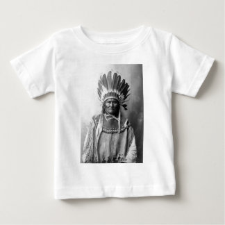 Geronimo in headdress 1907 tshirts