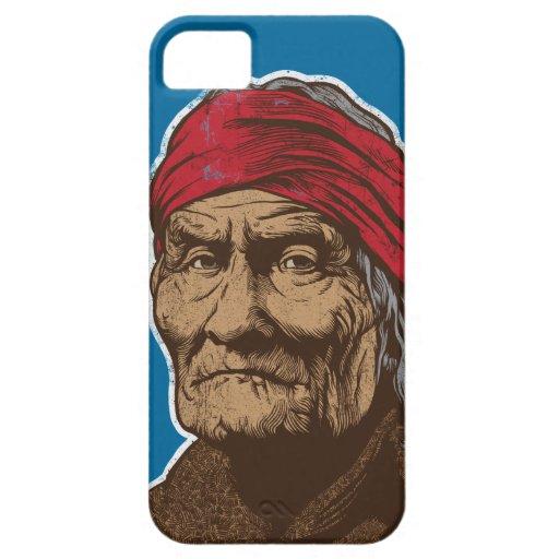 Geronimo iPhone 5 Cárcasa
