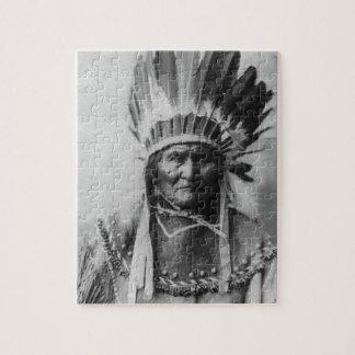 Geronimo Jigsaw Puzzle