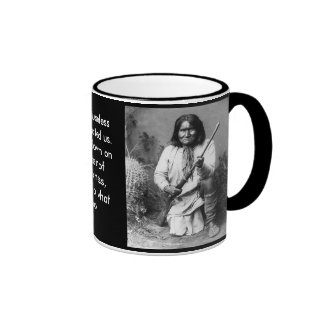 Geronimo Mugs