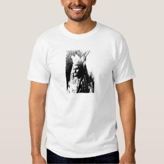 Geronimo negro y blanco poleras