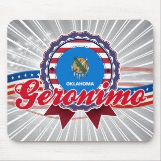 Geronimo, OK Mouse Pads