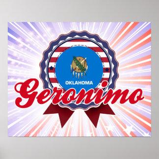 Geronimo OK Print