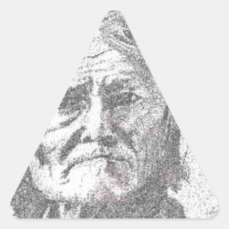 geronimo pencil.PNG Geronimo drawing Sticker