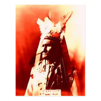Geronimo Post Card