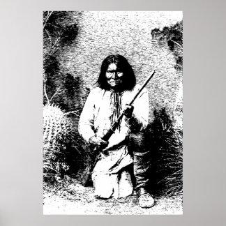 Geronimo Posters