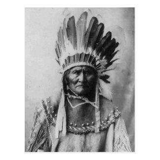 Geronimo Tarjeta Postal