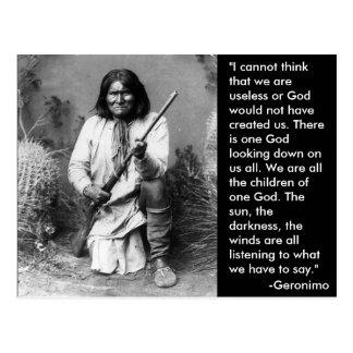 Geronimo Postal