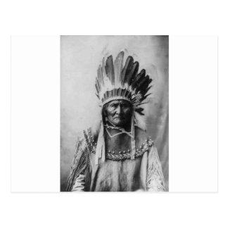 Geronimo Tarjetas Postales