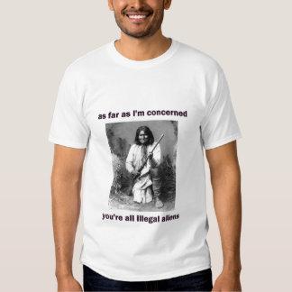 geronimo tee shirt
