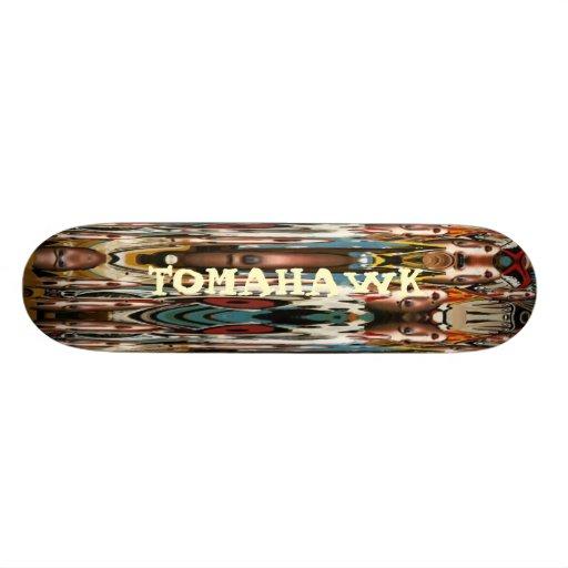 geronimo, TOMAHAWK Skateboard