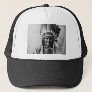 Geronimo Trucker Hat