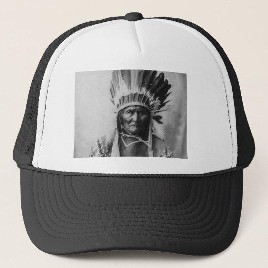 Geronimo Trucker Hat