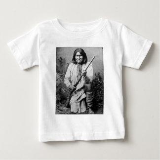 Geronimo with Rifle 1886 Infant T-shirt
